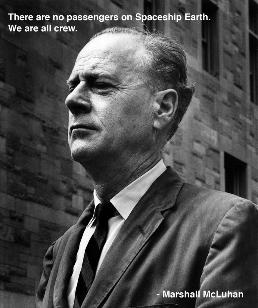 Marshall McLuhan tthjBea